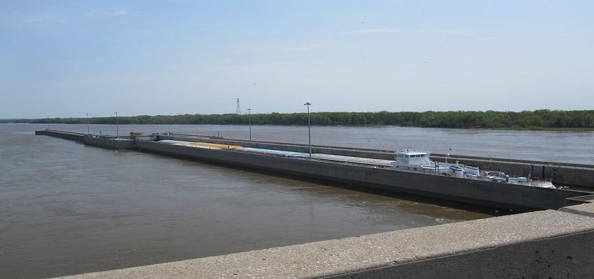 Barges Remain Efficient Transportation Mode